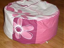 Úžitkový textil - Meditačný vankúš špaldový - 3738915_