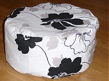 Úžitkový textil - Meditačný vankúš špaldový - 3738968_