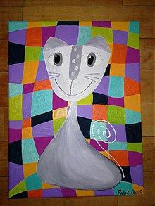 Obrazy - cat I - 3754997_