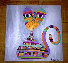 Obrazy - cat II - 3755010_