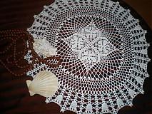 Úžitkový textil - ZAUJÍMAVÁ ČIPKA - 3763332_