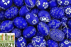 Kurzy - Kurz: Maľovanie vajíčok. v štýle modrotlače 28.02.2015 - 3769249_