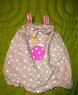 Detské oblečenie - šatočky lienočka - 3770280_