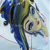 Tričká -  Zakvitnutá Carmen - 3776459_