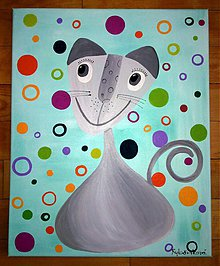 Obrazy - cat III - 3784612_