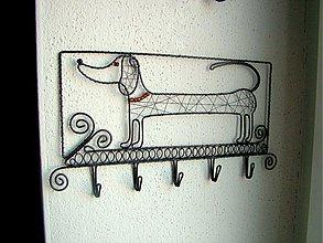 Pre zvieratká - vešiak s jazvečíkom - 3800846_