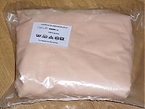 Textil - Plachta bavlnená 160x80 cm marhuľová  - 3847954_