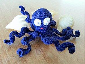 Kľúčenky - chobotnička Octopuska - 3875641_