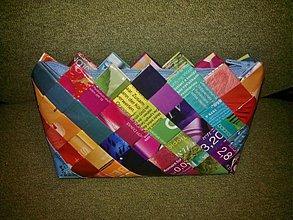 Peňaženky - farebna peňaženka2 - 3925748_