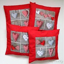 Úžitkový textil - Obliečka na vankúš - 3929815_