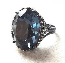 Prstene - blue star - 3934543_