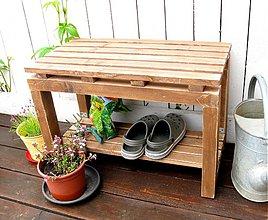 Nábytok - Nemáš balkón,nemáš lavicu, máš malý balkón,máš malú lavicu - 3969155_