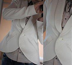 Kabáty - Sako rôzne farby - 4000716_