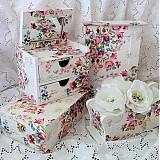 - Súprava Les Fleurs - 4042613_