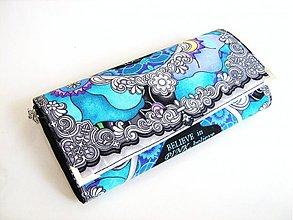 Peňaženky - VOGUE Believe - luxusní peněženka až na 12 karet - 4065211_
