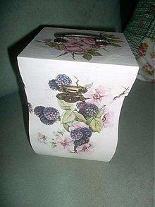 Krabičky - na sypaný čajík - 4068579_