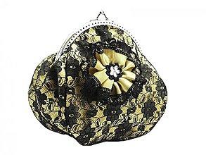 Kabelky - Spoločenská kabelka, kabelka plesová 0610 - 4076402_