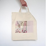 Nákupné tašky - Ekotaška: V motýľom údolí - 4080093_