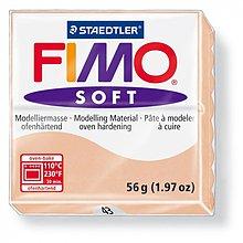 Modelovacie hmoty - Fimo soft telová (43) - 4103104_