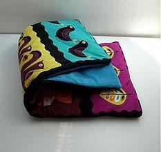 Úžitkový textil - Spací vak detský - 4100689_