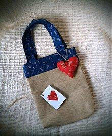 Iné tašky - Darčeková taštička - 4104718_