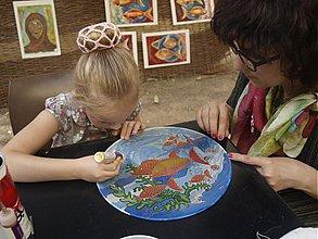Kurzy - Individuálny kurz maľovanie na hodváb - 4119902_