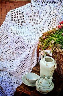 Úžitkový textil - Deka a vankúšiky - Amália - 4133711_