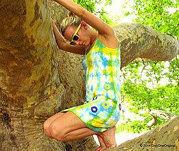 Šaty - Horela lipka, horela - 4183598_