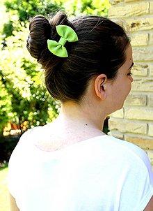 Ozdoby do vlasov - Oživ sa - Svieža ako limetka - 4207687_