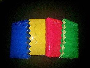 Peňaženky - farebné peňaženky - 4232315_