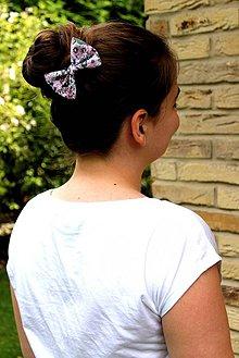 Ozdoby do vlasov - Oživ sa - Be violet, be beautiful.. - 4253687_