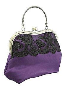 Kabelky - Spoločenská kabelka, kabelka dámská 11052 - 4293088_