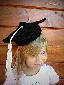 Detské čiapky - Háčkovaná \