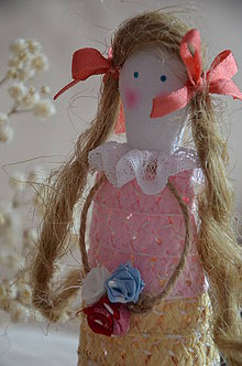 Bábiky - Dievčatko moje milé SKLADOM - 4309834_
