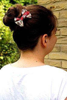 Ozdoby do vlasov - Oživ sa - Vintage kvetinka - 4318643_