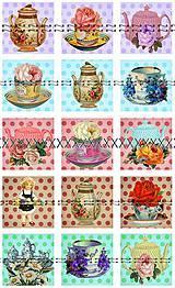 Textil - Nažehlovací obrázky sada A143 - 4329897_