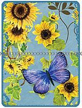 Textil - Bavlněná látka- velký panel A1455 - 4329902_