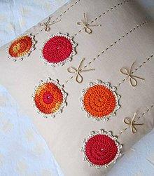 Úžitkový textil - ohnivý... :) - 4348724_