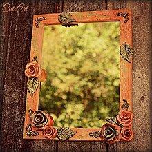 Zrkadlá - Čarovné zrkadlo - 4389152_
