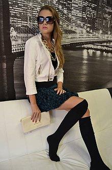 Sukne - originálna mini suknička BY coccomo CITY LIFE - 4450229_