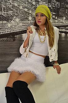 Sukne - originál suknička BY COCCOMO - 4454786_
