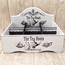 Úžitkový textil - The Tea Room - 4475173_