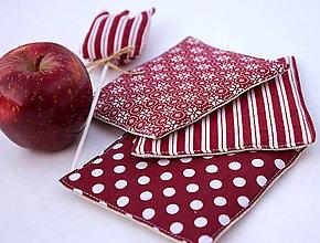 Úžitkový textil - Podšálky - 4507340_