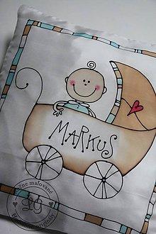 Úžitkový textil - obliečka BÁBATKO - 4524065_