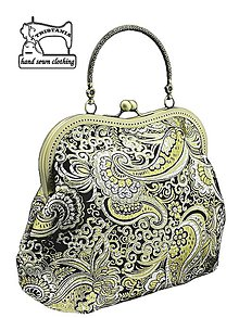 Kabelky - Spoločenská kabelka, kabelka dámská  0817 - 4536169_