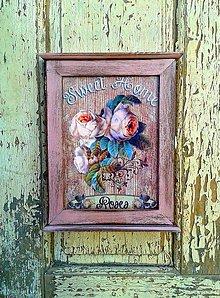 Krabičky - Sweet Home - 4550448_