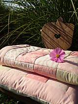 - Vitage ružová  deka - 4570019_