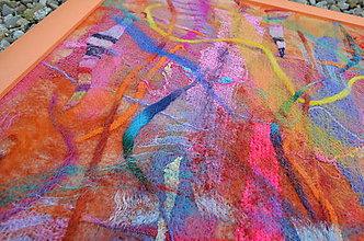 Obrazy - Farebná radosť /arttexový obraz/ - 4580670_