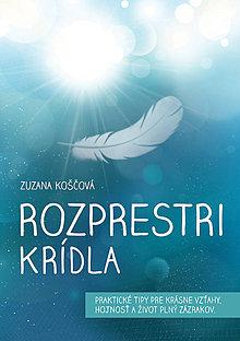 Knihy - Rozprestri krídla - 4645626_
