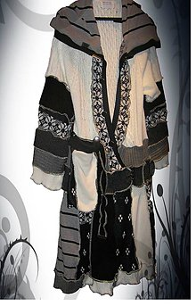 Kabáty - black&white II - 4650145_